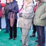 Første isbjørnhunn ble sett på Hurtigruta!