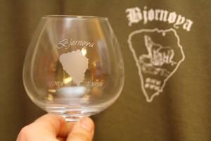 Senk så sjelen et par hakk til med egnet drikke fra de vakreste glass fra Hadeland!