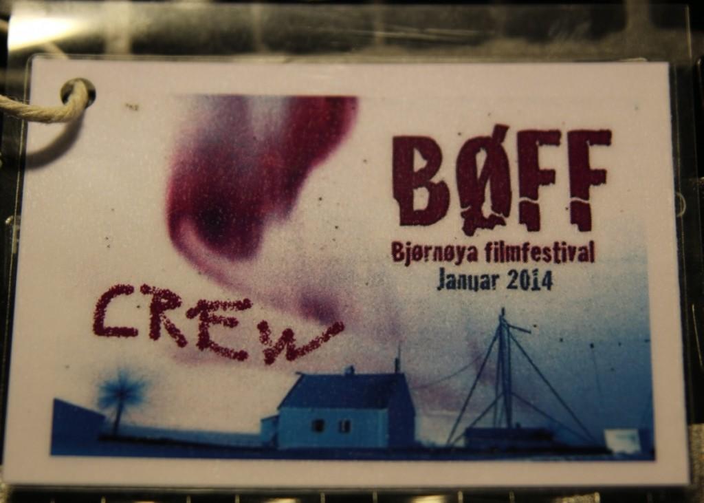 De eksklusive Crew-pass