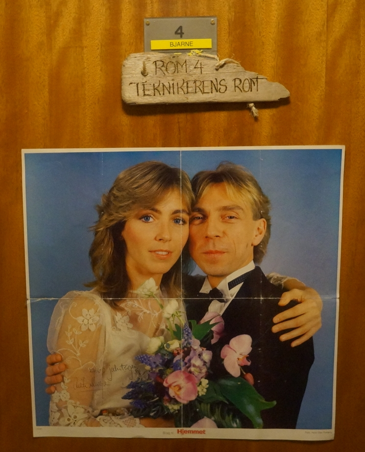 Den Største Lykke - 17. februar 1984