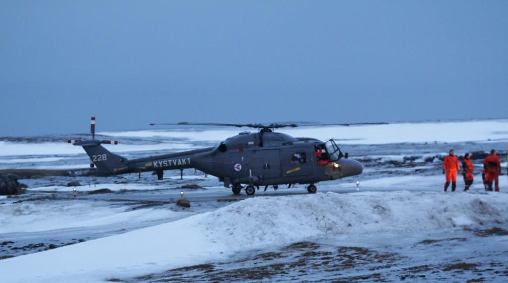 Brave 20 - Lynxen fra KV Nordkapp (og KV Svalbard)