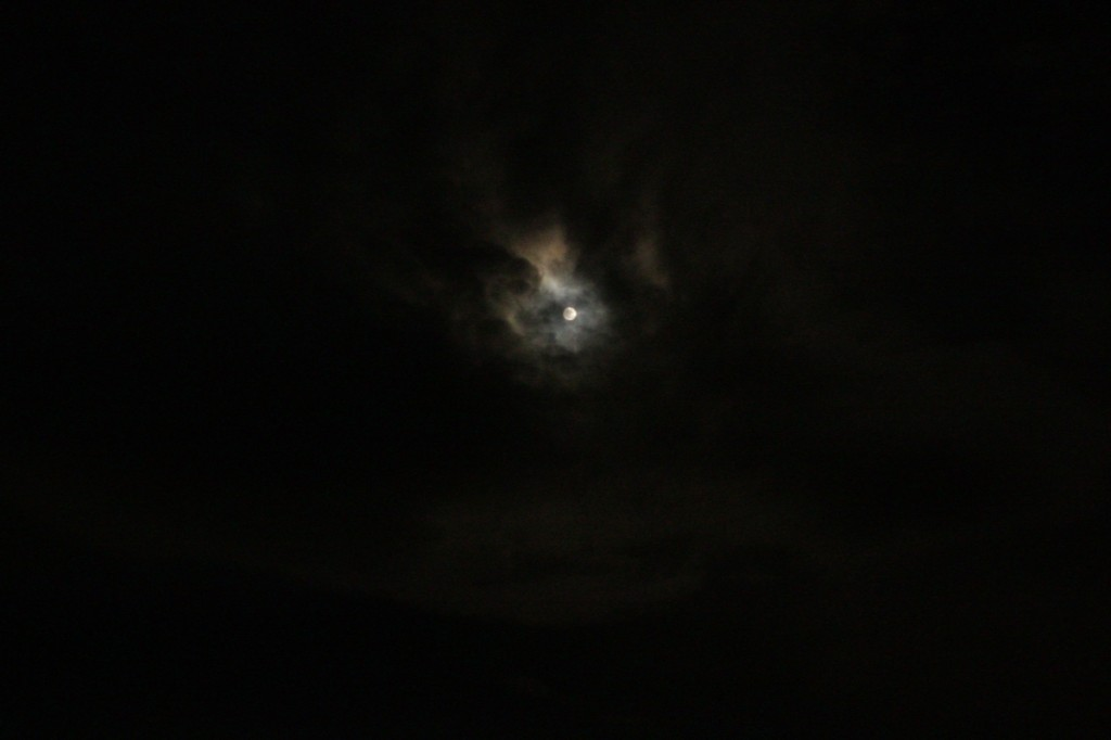 Dette er fullmånen.