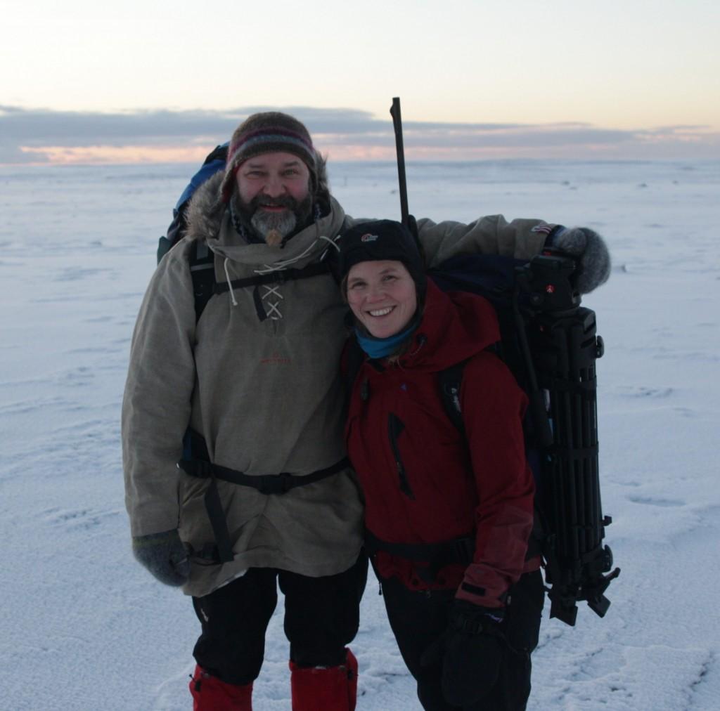 Rune og Karine ved godt mot!