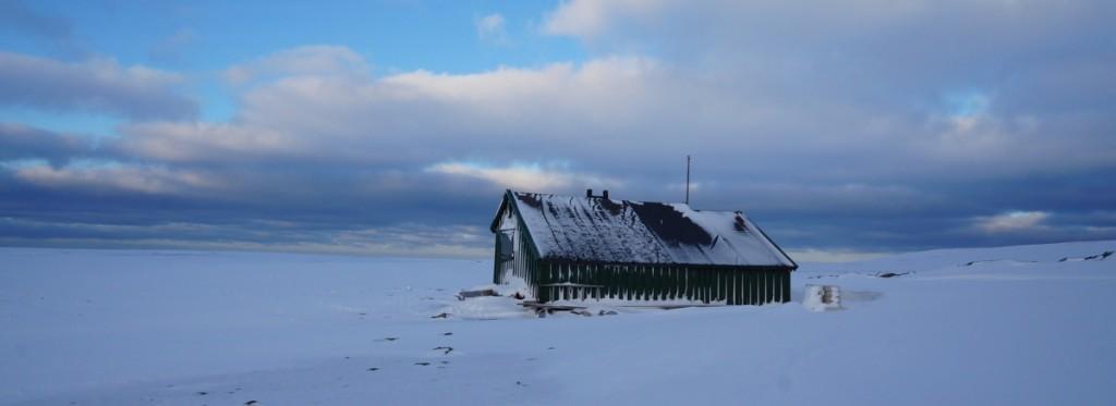 Bjørnestua, også kjent som Røyvasshytta.
