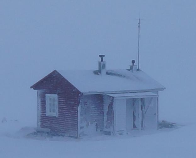Postkort fra Bjørnøya