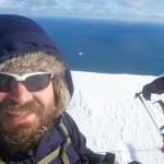 Gutan & båten - fra toppen av Verdande (462 moh)